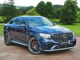 image for 2018 Mercedes-Benz GLC AMG COUPE GLC 63 S 4Matic Premium 5dr 9G-Tronic Auto SUV