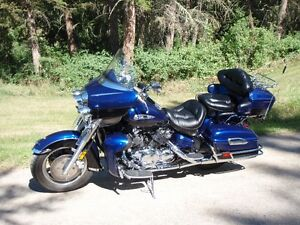 2007 Yamaha Royal Star Midnight Venture