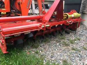 "New 72"", 3 point hitch, rototiller for sale"