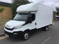 2015 Iveco Daily 35C13 Tail Lift Luton Manual Luton