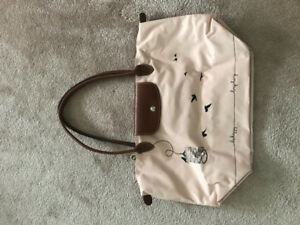 Limited edition Longchamp bag