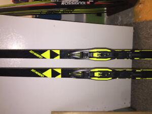 Fischer Carbonlite Classic Race Skis 177cm