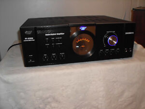 3000 WATTS AMP WITH TUNER