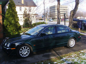 2000 Jaguar S  V8 excellent cond. factory new motor certified
