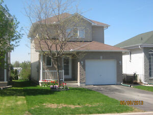 Detached 2 story house for sale