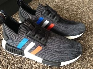 Adidas NMD tri colour 5US Y-3 Yeezy ultra boost Melbourne CBD Melbourne City Preview