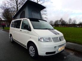 2007 07'reg VW Transporter T5 1.9 TDi **Pop Top Roof**4 Berth**