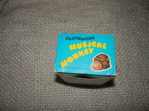 OLD MUSICAL MONKEY WITH ORIGINAL BOX Kitchener / Waterloo Kitchener Area image 5