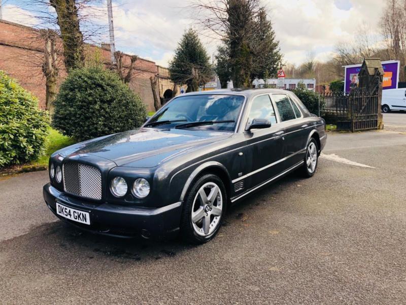 2005 Bentley Arnage T Mulliner 33000 Miles With Full Bentley