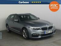 2017 BMW 5 Series 520d M Sport 5dr Auto Touring ESTATE Diesel Automatic