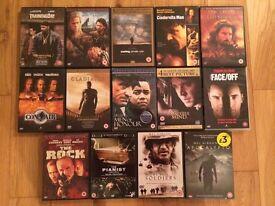 DVD job lot