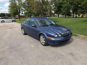 2004 Jaguar X-TYPE Sedan AS IS