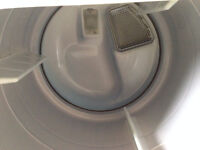 Moving Sale ! Full Size Dryer, Apartment size washer