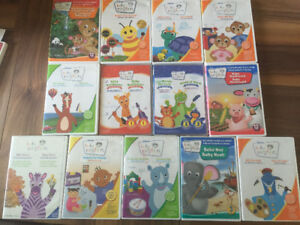 DVD Enfants - Disney - Baby Einstein , Elmo et Dora