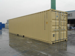 $2,500 SALE - 40 FT High Cube Storage Containers