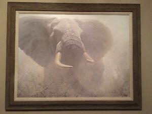 Robert Bateman - TEMBO - Artist Proof
