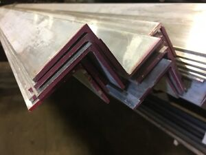 Aluminum Angles and Flat bars