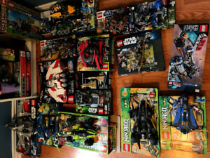 BOGO free Lego sets Star war Ninjago Chima Minecraft ARCHITECTU