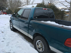 2001 Ford F-150 SuperCrew XLT Pickup Truck Stratford Kitchener Area image 4