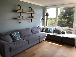 Sectional Custom Couch