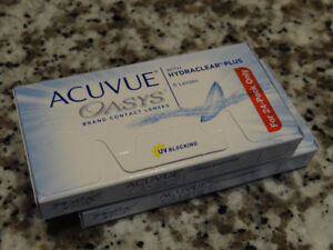 ACUVUE OASYS Contact lenses -2.25 8.4
