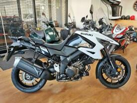 SUZUKI DL 1050 V Strom 2020 Petrol Manual in Black