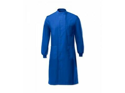 "Alexandra Unisex Blue Lab Coat – 108cm (42.5"")"