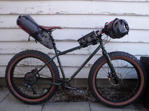 Fat Bike Part-Out