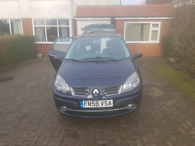 2008 (58) Automatic Renault Scenic