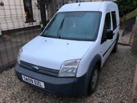 2009\09 Transit Connect 1.8TDCi T230 LWB High Roof Crew Van Factory Rear Seats