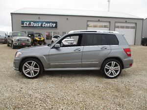 2012 Mercedes-Benz GLK-Class 350 Lthr Roof 268HP 7spd AWD