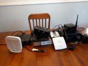 Lot de 12 Routers