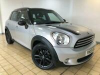 2013 13 MINI COUNTRYMAN 1.6 COOPER D 5D 5 SEAT FAMILY HATCHBACK STUNNING COLOUR