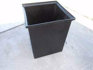 Black waterproof storage bin / Storm water drain Brisbane City Brisbane North West Preview