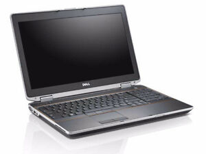 "15.6"" Dell Latitude E6520 Core i3_2310 Win10 Pro HDMI Laptop"