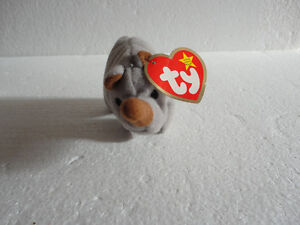Set of 2 TY Spike the Rhinoceros beanie toy collectible New London Ontario image 4