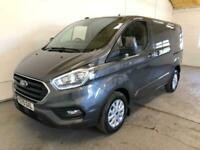 2020 Ford Transit Custom 2.0 300 EcoBlue Limited L1 H1 EU6 (s/s) 5dr
