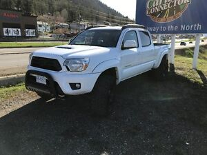 2014 Toyota Tacoma TRD Edition Fully Loaded
