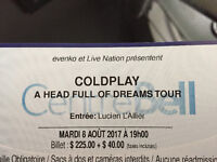 Cold Play A Head Full of Dreams Tour