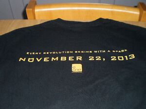 The Hunger Games - Catching Fire Promo T-Shirt London Ontario image 3