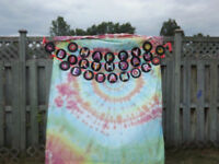 Hippy Birthday Party Decorations $40