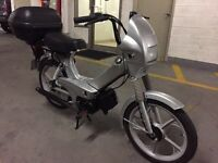 2005 Tomos A35 Moped