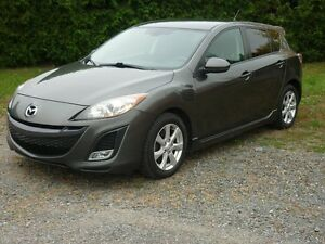 2011 Mazda3 Sport gs 2.5 bluetooth air cruise 6 vitesses