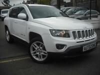 Jeep Compass Crd Limited DIESEL MANUAL 2013/63