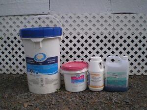 HTH granular chlorine