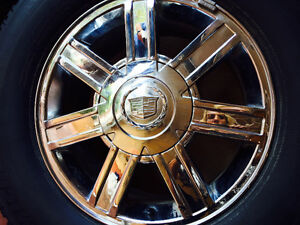 Escalade Tires and rims for sale