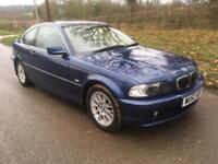 BMW 325 2.5 325Ci Sport 2dr 12 MONTHS MOT