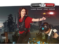 Laser Game Evolution Lévis Recrutement