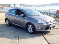 Ford Focus 1.6TDCi ( 115ps ) 2012MY Titanium