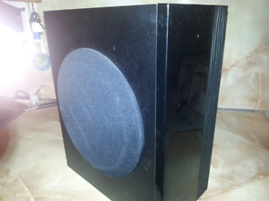 SAMSUNG WOOFER......WITH 9INCH SPEAKER